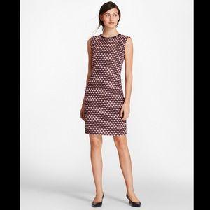 Brooks Brothers Tweed Sheath Dress